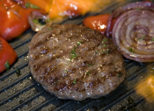 New Halal Monitoring Committee (HMC) Approved Beef Burger