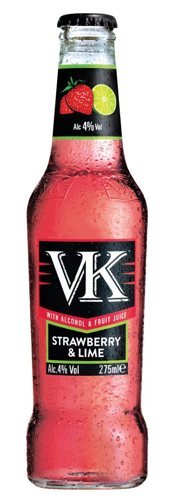 VK Strawberry & Lime