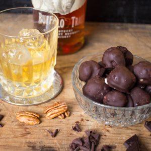 Buffalo Trace Bourbon Truffles recipe hoping to raise £25,000 for alzheimers