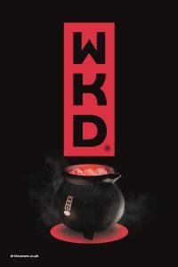 WKD cauldrons