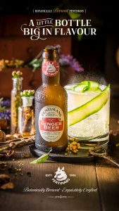 Fentimans Ginger Beer - Avertising Campaign - Universal Mccan