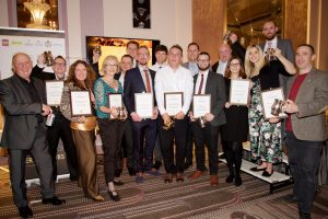 Winners of the Guild of Beer Writer Awards 2017