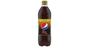 Pepsi Max Ginger bottle