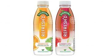 Robinsons Refresh'd Bottles