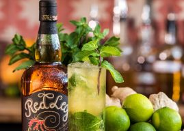 Cocktail of the Month – RedLeg Ginger Mojito