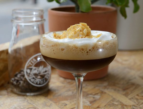 Cocktail of the Month – Tia Maria Cappuccino