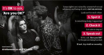 Drinkaware - Sexual Harassment