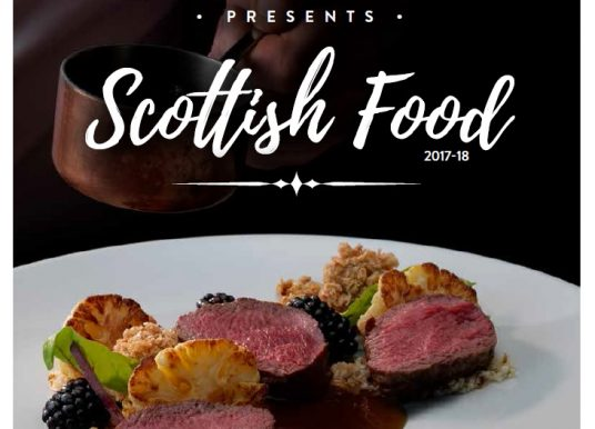 Brakes Scotland celebrates 500 Scottish products with a new brochure backed by Gary Maclean.