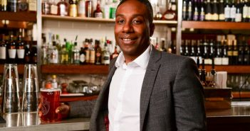 Rommel Moseley Drinkaware director of business development and partnerships