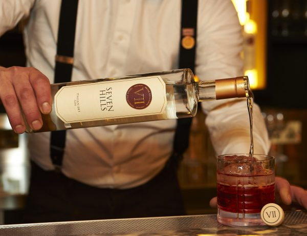 VII Hills Italian Dry gin wins gold at the Gin Masters 2018 awards