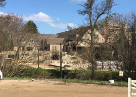 Brakspear – redevelopment underway at the Frogmill