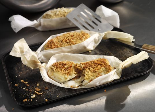 M&J Seafood launches crumble top cod