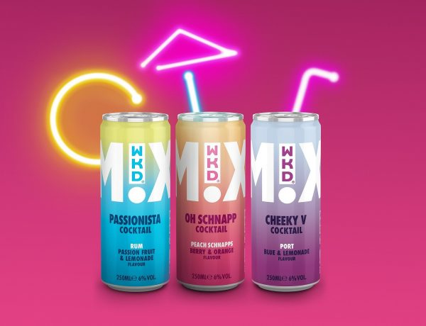 WKD launches cocktails in cans to On-Trade