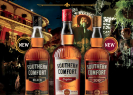 Southern Comfort Old Fashioned Noir