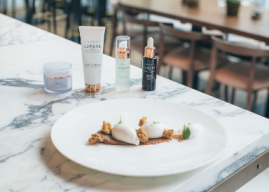 Aster's new vegan brunch in collaboration with Ketel One and Lumene skincare