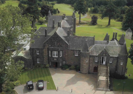 Meldrum House awarded best boutique hotel in Britain