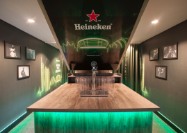 Heineken has extended its partnership with The SSE Hydro Arena