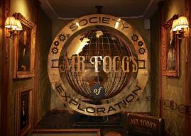 Mr Fogg's Society of Exploration
