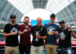 Siren's Broken Dream Breakfast Stout is named the best in Britain