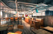 BrewDog launches a new bar at Edinburgh Airport