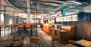 BrewDog launches a new bar at Edinburgh Airport