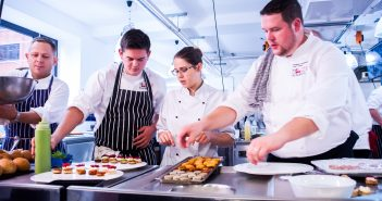 Half of hospitality businesses risk losing their apprenticeship levy fund