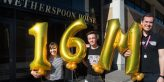 Wetherspoons & CLIC Sargent raise over £16 million together