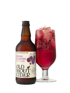 a successful trial has been done of Old Mout Berries & Cherries Draught in more than 100 Greene King outlets nationwide