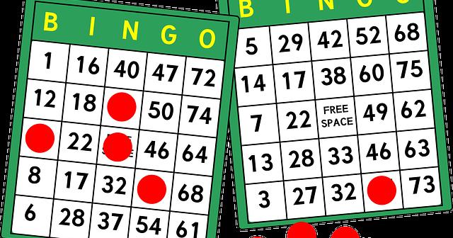 dabbers bingo