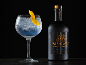 Indian craft gin