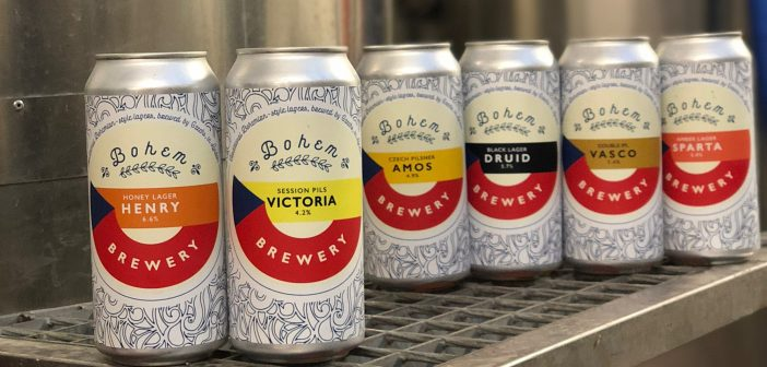 Bohem Brewery expands canned range as listings grow