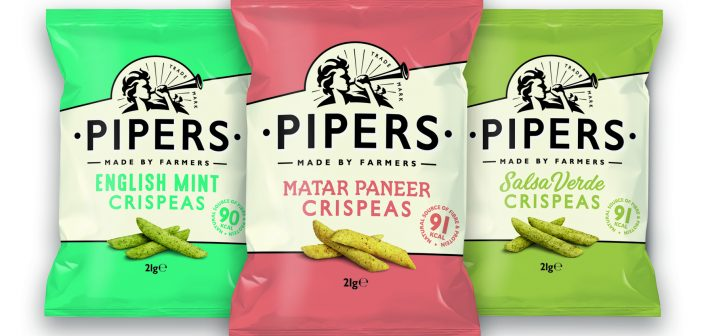 Pipers Crispeas are set to hit the market