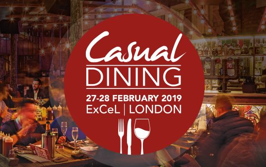 Show preview – Casual Dining Show 2019