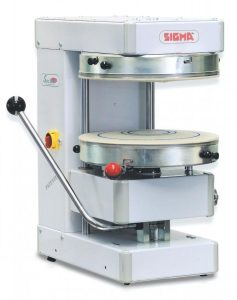 Sigma SPZ from Pizza Equipment