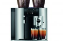 The new pro range of new bean-to-cup coffee machines by Jura