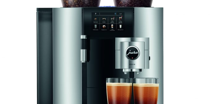 The New Pro Range Of New Bean To Cup Coffee Machines By Jura