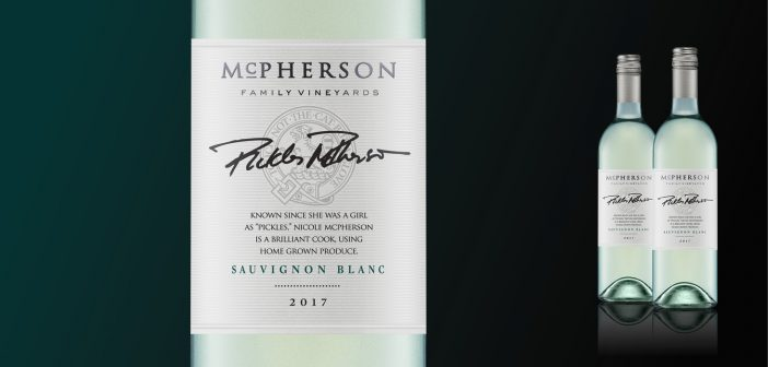 We've got a Crush on Mcpherson Wine