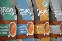 Drury launches a new initiative to recycle its used coffee packaging