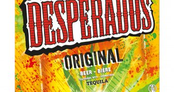 Desperados is rolling out a new, global brand redesign in the UK from March 2019
