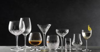 Artis UK launches a new mixology cocktail glassware