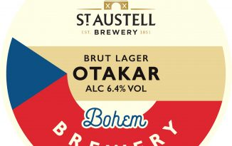 Bohem Brewery and St Austell launch collaboration lager