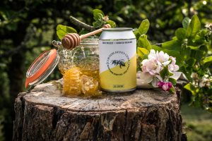 Cornish Orchards - Honey Cider