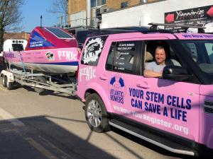 team margot pinkspiration blood cancer