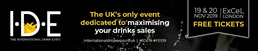 International Drink Expo Banner