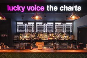 The karaoke chain, Lucky Voice